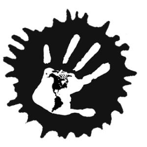 lig handprint bw